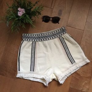 ✨SALE👇🏻$50 NWT Anthropology - Moon River shorts